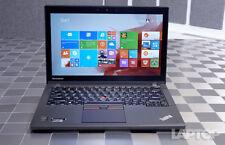 "Lenovo ThinkPad X250 12.5"" i5-5300U 4GB 256GB SSD Windows 10 Professional Laptop"