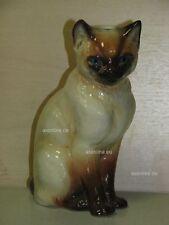 +# A003130_05 Goebel Archiv Muster Cortendorf Lampenfuß Katze Cat sitzend 2438