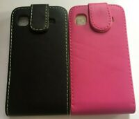 Vertical style PU leather flip phone case, cover for Samsung Galaxy S (i9000)