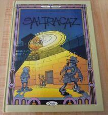Rare Hard Cover French Comic Book Humphrey Beauregard dans Saltracaz !