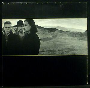 LP U2 - the joshua tree, FOC, OIS, Insert, GER, vg++/vg++