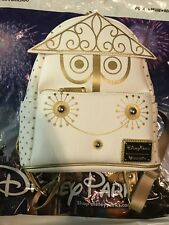 Disney Parks Loungefly It's A Small World Clock Mini Backpack New In Hand