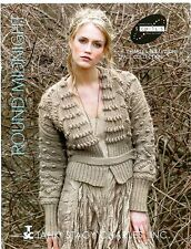 Round Midnight -S Charles Collezione Fall Collection 2010 Knitting Pattern Book