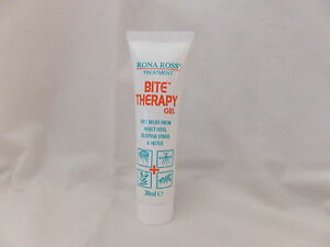 Rona Ross INSECT BITE THERAPY GEL 30ml.  EXPRESS P&P