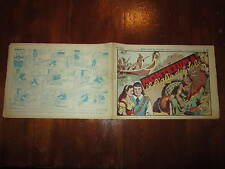 GLI ALBI DELL'INTREPIDO N°109 DEL 17-2-1948 MONTEZUMA IL FIGLIO DEL SOLE  GALEP