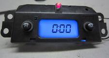 Ford Focus Uhr Digitaluhr Schalter Leuchte MK1 Blau Rot Weiß Grün LED SMD