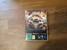 WOT - WORLD OF TANKS - PC GAME SPIEL