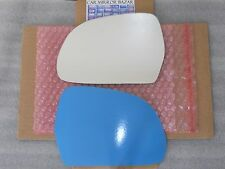 767LF Audi A3 A4 A5 A6 A8 MIRROR GLASS +Full Adhesive Driver Side Left SEE NOTES