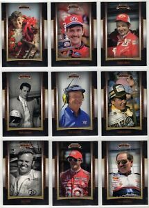 2012 Press Pass Legends Racing Base Card You Pick the Card Finish Your Set