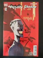 ⭐️ BATMAN / The SHADOW #3c (of 6) (2017 DC DYNAMITE Comics) ~ VF/NM Comic Book