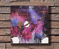 E-237 Art Lil Baby Gunna Drip Too Hard Poster 20x20 24x24 Rap Music Cover