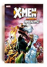 X-Men The Age of Apocalypse Omega Vol 3 Marvel Graphic Novel Comic Book