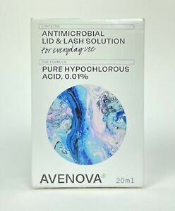 Avenova Antimicrobial Eyelid and Lash Solution 20 ml