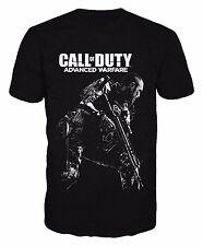Call of Duty Advanced Warfare FPS Videogame T-Shirt - Men's L - New w/Tags!