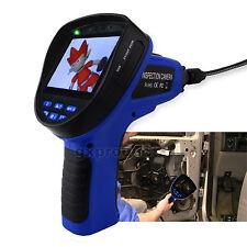 D'inspection Vidéo Endoscope à 5,5 mm Caméra 6 LED Enregistrement Sonore 180°
