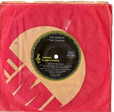 """THE ANGELS - THE TOUR EP - AFTER THE RAIN - 7"""" 45 VINYL RECORD 1978"""