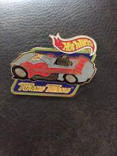 Hot Wheels Twang Thang Race Car 1998 Mattel Lapel Pin