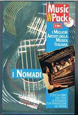 I NOMADI CHIEDI CHE ERANO I NOMADI/LA MUSICA DEI..MUSIC IN PACK BOX 3 CD BOOKLET