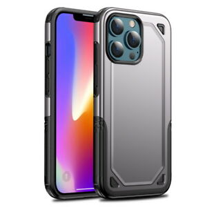 Airbag Rugged Shockproof Hybrid Case Cover For iPhone 13 12 Pro Max 11 XR XS 8 7