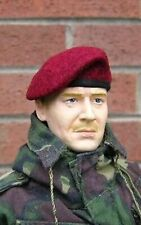 Banjoman 1:6 Scale Custom Moderne Royal Régiment of Scotland Tam-White hackle
