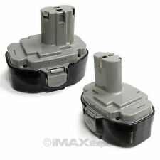 2 x 18V 18 VOLT BATTERY FOR MAKITA 1823 1833 1834 1835 1835F 3.0AH