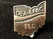 Vintage OEA-EPAC Ohio Education Association Political Action Committee TLC Pin