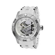 Invicta Men 50MM Limited Ed Star Wars Storm trooper Automatic White Watch
