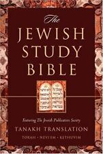 The Jewish Study Bible: featuring The Jewish Publication Society TANAKH