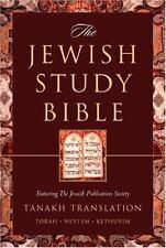 The Jewish Study Bible: Featuring The Jewish Publication Society TANAKH Transla