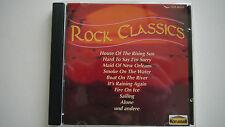 Rock Classics - CD