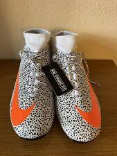 Nike Mercurial Superfly 7 Elite Cr7 Safari Mg Size 11 Cz5853-180 Ds Ronaldo
