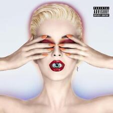 CD Album Witness von Katy Perry Chained to the Rhythm Bon Appétit Swish NEUWARE
