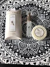 Bvlgari Eau Parfumée Au The Blanc 10 Ml E Soap Bulgari The Bianco