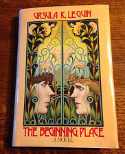 Rare SIGNED Ursula Le Guin THE BEGINNING PLACE 1980 1st Edition 1st Printing