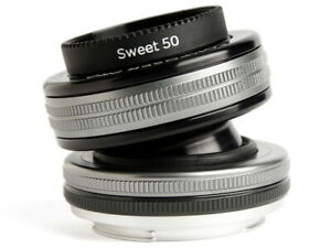 Lensbaby Composer Pro II Sweet 50 Lens for Nikon Japan Ver. New  / FREE-SHIPPING