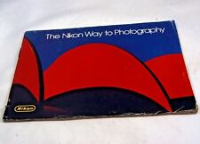 Nikon F2 The Nikon way to photography System Guide lens accessory list (EN)