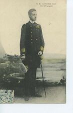 Vintage Postcard King Alfonso XIII
