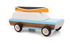 Candylab Pioneer Holzauto mit Kanu aus den USA M1000