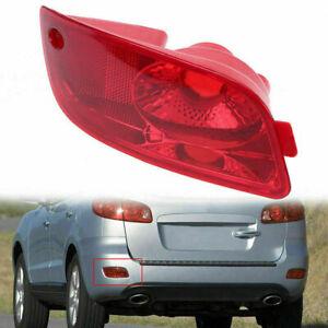 Rear Bumper Marker Reflector Light Driver Side Fits HYUNDAI Santa Fe 2007-2009