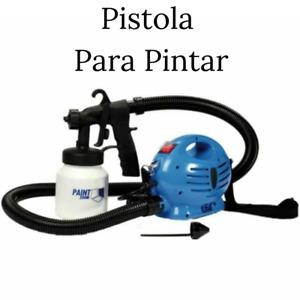 Pistola para Pintar Pulverizador de Pintura con Compresor