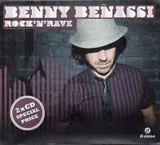 BENNY BENASSI - ROCK'N'RAVE - 2 CD (NUOVO SIGILLATO)