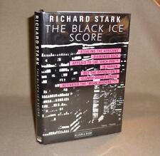 "Richard Stark/Donald Westlake ""The BLACK ICE SCORE"" SIGNED First Ed F/NF"