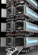 WeiJiang Commander MPP10 Optimus Prime alloy trailer Deformation Era enlarge