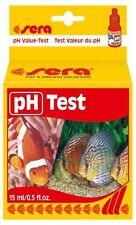 Sera PH Test Kit Aquarium Fish Tank