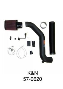 57-0620 K&N Induction Performance Kit for AUDISEAT VW SKODA Various Models