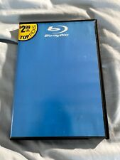 Blockbuster Video Blu-Ray Rental Case Used