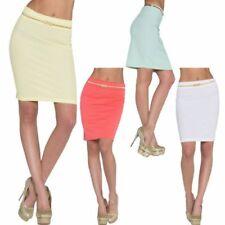Gonne e minigonne da donna senza marca in poliestere business