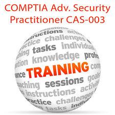 CompTIA seguridad avanzada practiotioner CAS-003 parte 2-video tutorial de formación