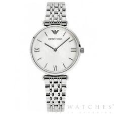 Armani Uhren AR1682 Silber Edelstahl Damenuhr