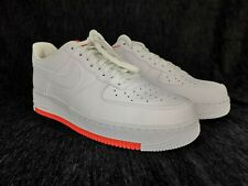 Details about MENS NIKE AIR FORCE 1 '07 LV8 SIZE 5.5 EUR 38.5 (CD7339 001) GREY BLUE RED
